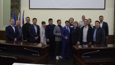 Владимир Федоров провел совещание штаба по подготовке к отопительному сезону