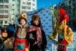 Жители Центрального округа встретили весну фестивалем «Выходи гулять!»
