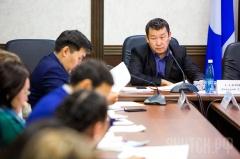 Дмитрий Садовников провел заседание оргкомитета Года труда
