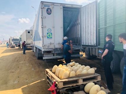 В Якутске продолжаются рейды по выявлению несанкционированной торговли