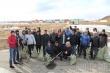 Представители кыргызской диаспоры «Манас» вышли на субботник