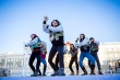 Участники фестиваля «Арт Квадрат» дали концерт на площади Орджоникидзе