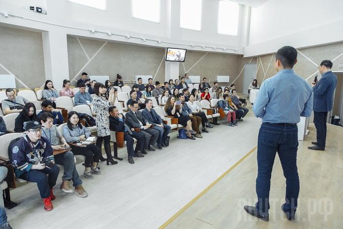 В Якутске начала работу IT-школа ДВФО