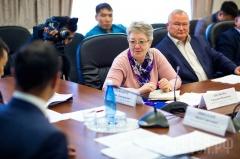 Год труда: реализация мероприятий по направлениям «Будущее Якутска» и «Добровольцы столицы»