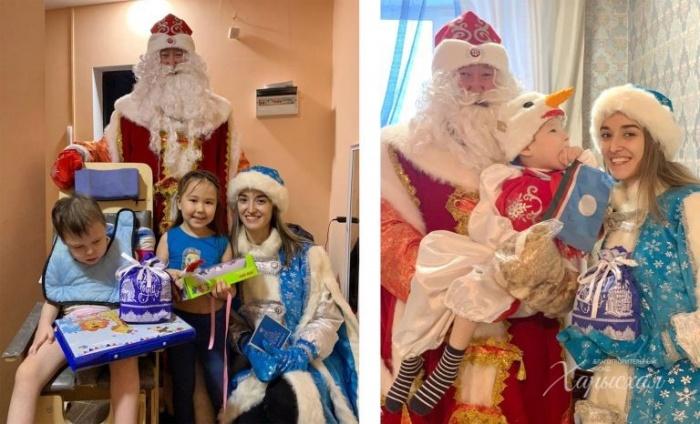 Благотворительный фонд «Харысхал»: Подари Новогоднее чудо