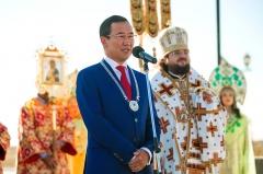 День города Якутска начался с Крестного хода