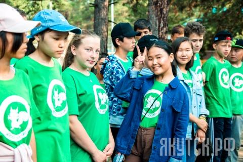 В Якутске организованы 73 лагеря для летнего отдыха, занятости и оздоровления детей
