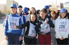 В городе Якутске отметят Всероссийский день бега «Кросс нации»