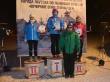 Александр Филиппов и Алина Максимова победители лыжной гонки «Вечерние огни Туймаады»