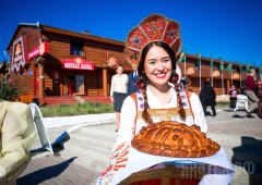 В День города прошла выставка-ярмарка «Вкусноград»