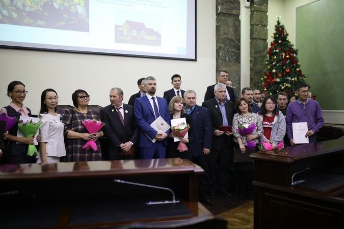 В Якутске чествовали энергетиков