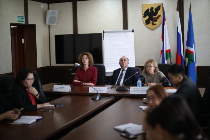 В Якутске внедряется опыт реализации проектов по программе поддержки местных инициатив