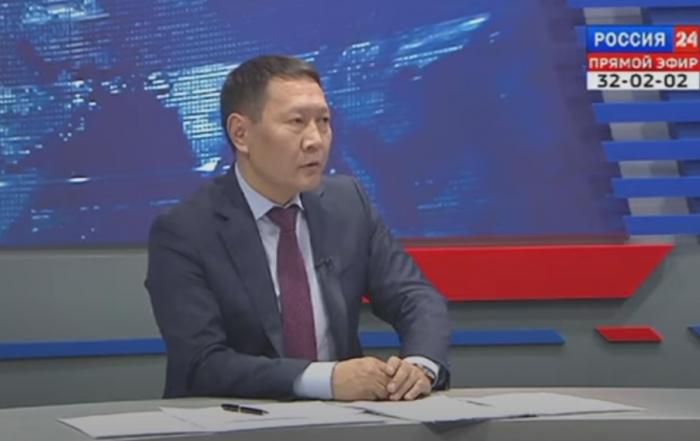 Руководитель Управления социальной защиты населения и труда города Якутска Семен Матвеев ответил на вопросы горожан