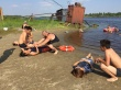 «Город добра» провел для молодежи школу-тренинг «Спасение на воде»