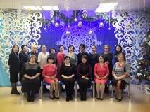 В детском саду №14 «Журавлик» состоялся круглый стол с представителями Управления образования Якутска