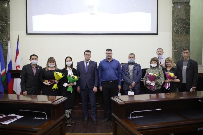 В Якутске с профессиональным праздником поздравили энергетиков