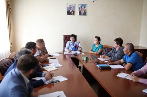 Глава Якутска встретилась с жителями СОНТ «Сатал»