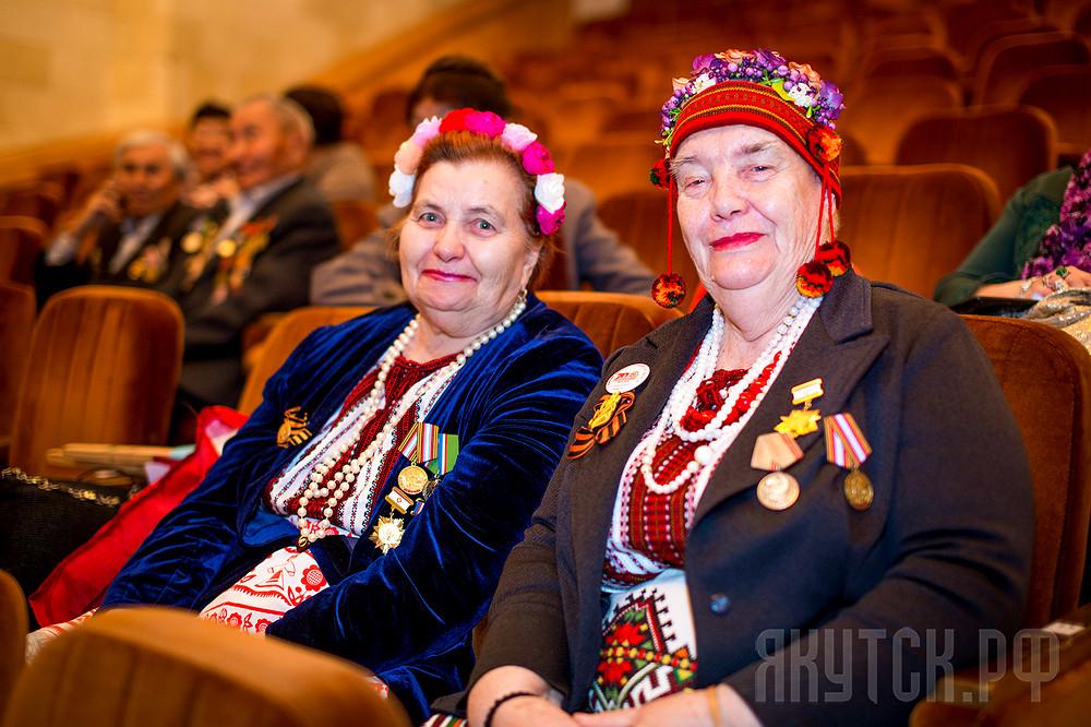 В городе Якутске выбрали лучшую «Кемус саастаах кехтеех Хотун»