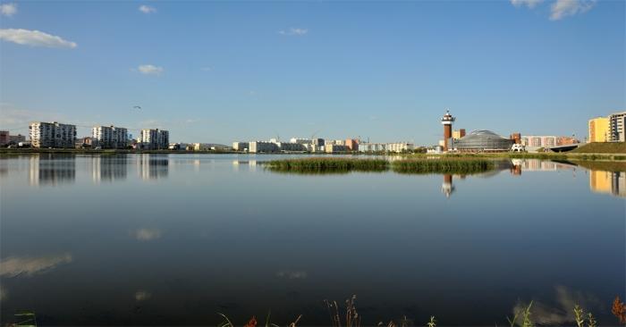 Сардана Авксентьева обсудила вопросы водоотведения в городе Якутске с народными депутатами Ил Тумэн