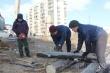 Год добра: семья Садовниковых приняла участие в акции «Папа может, сын поможет!»