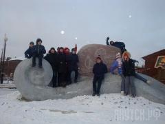 Обзорная экскурсия для учеников СОШ №10 им. Д.Г. Новопашина