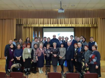 Отчет Окружной администрации за 2019 год принят в Гагаринском округе