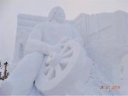 1 место Снег Скрябин Архип Федоров Иннокентий Мегино-Кангаласский улус с.Майя