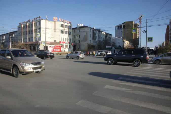 В Якутске в 2020 году завершен ремонт более 23 километров дорог