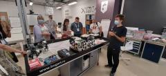 Педагоги технопарка «Кванториум» принимают участие в образовательной сессии наставников в Москве