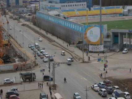 Движение автобусов по улице Лермонтова восстановлено