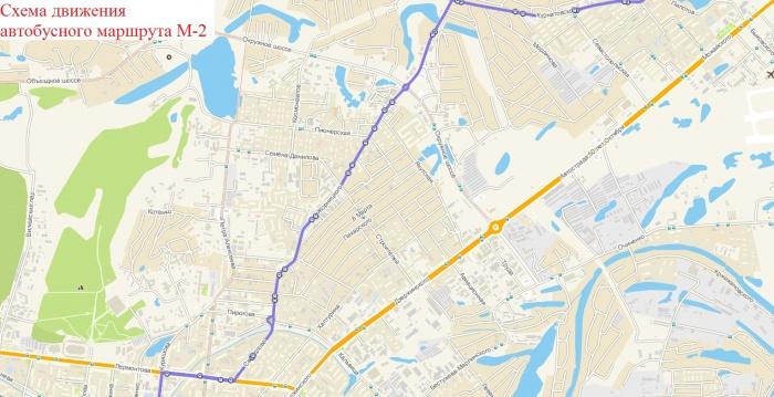 Автобусы возобновят движение по ул. Жорницкого и в 202 микрорайоне
