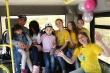 В День защиты детей прошла акция «Маршрут радости»