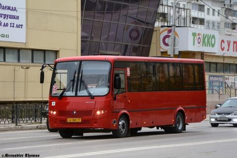 Об изменениях схемы движения автобусных маршрутов №2, 5, 6, 25, 35, 41