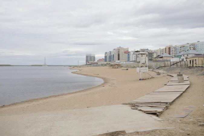В Якутске планируют благоустройство набережной 203 микрорайона