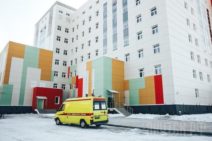 В Якутске открылся современный перинатальный центр