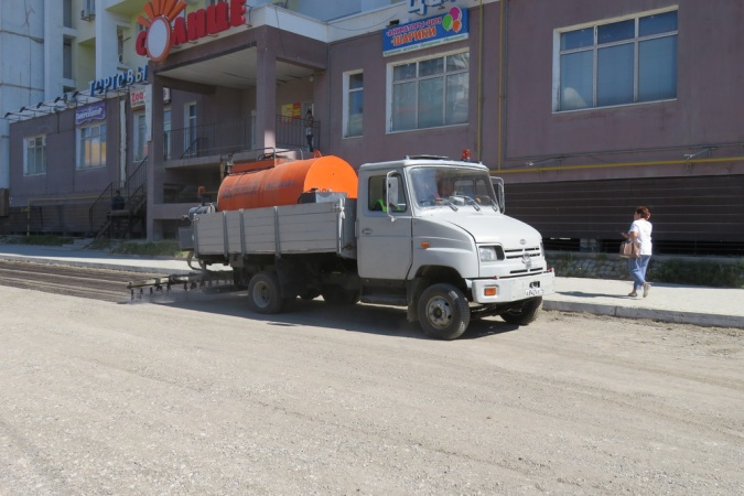 В Якутске идут ремонтные работы на 25 объектах БКАД