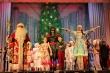 Новогодние праздники во Дворце Детства
