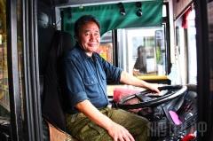 Год труда: о работе водителя маршрутного автобуса