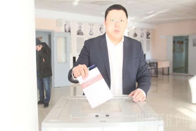 Руслан Платонов: «Поддержал проект «Ворота Якутска»