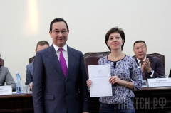 Координационный совет по предпринимательству города Якутска подвел итоги года
