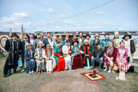 В Якутске отметили День сайылыка