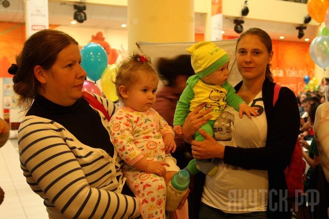 В Якутске пройдет VII Фестиваль беременных «Мамалыш»