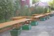 По проекту «Школьные дворы столицы» благоустроена территория Хатасской школы