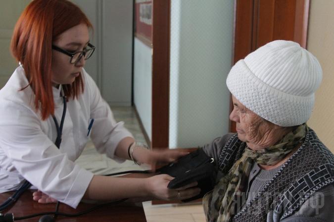 В Якутске проходит декада «Здоровое сердце»