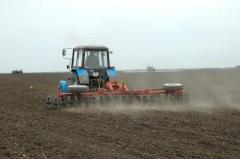 В крестьянских хозяйствах Якутска начались весенне-полевые работы