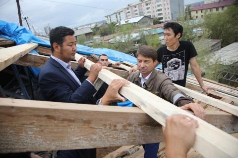 Владимир Федоров: «Подготовка к новому отопительному сезону в Якутске идет динамично и планово»