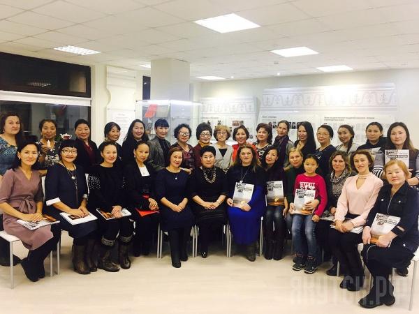 Активистки Лиги женщин посетили Музей Матери