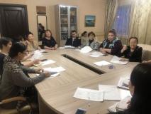 В Губинском округе состоялась встреча заведующих библиотек