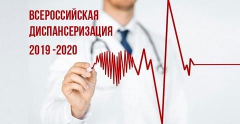 В Якутске проходит Всероссийская диспансеризация взрослого населения