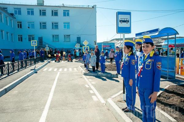 В Якутске открылся первый автогородок